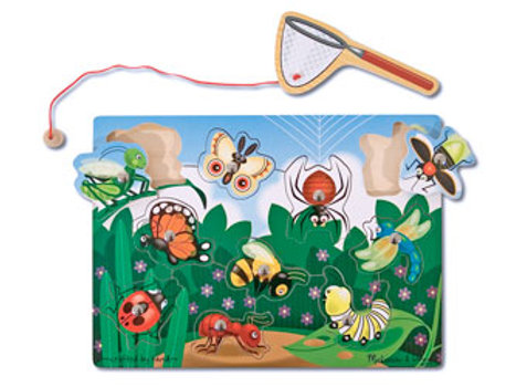 M&D – Magnetic Bug Catching Game