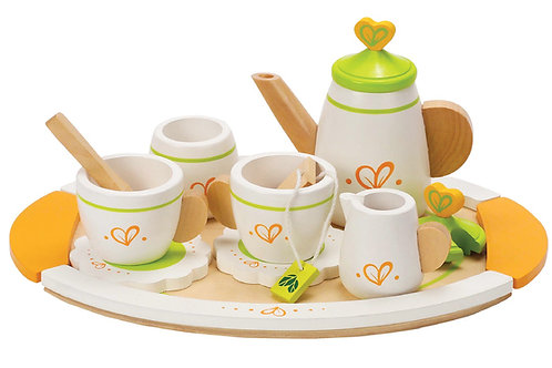 Hape Wooden Tea Set for Two