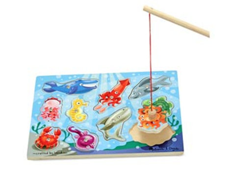 M&D – Magnetic Fishing Game