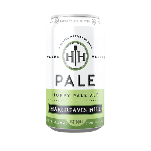 Hargreaves Hill Hoppy Pale Ale 4.9% Can 375mL
