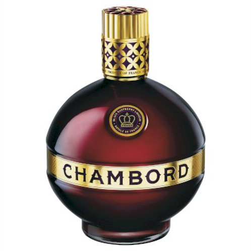 Chambord Black Raspberry Liqueur Btl 500mL