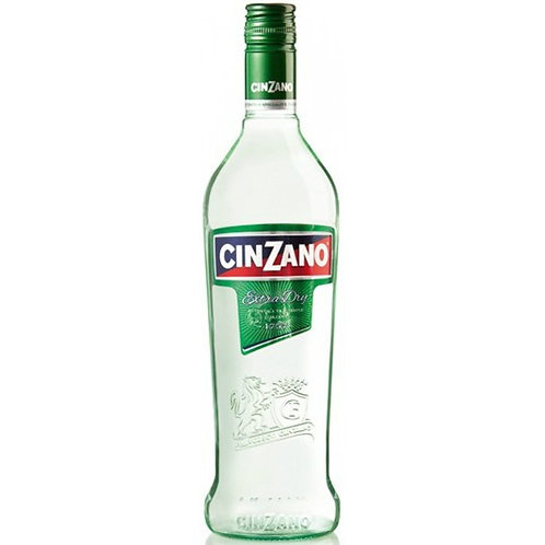Cinzano Extra Dry Vermouth 14.4% Btl 1lt