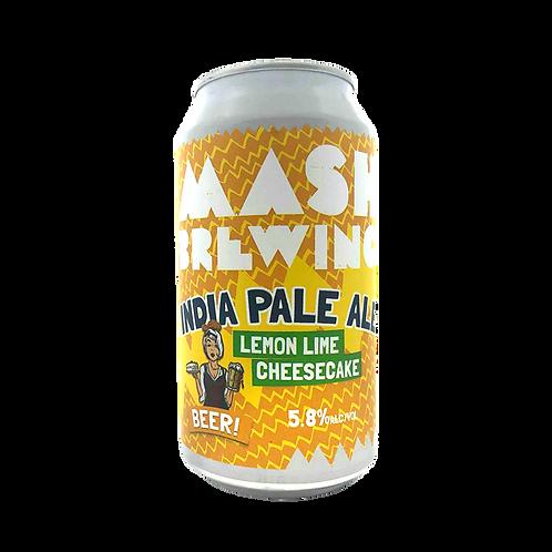 Mash Lemon Lime Cheesecake Beer 5.8% Can 375mL