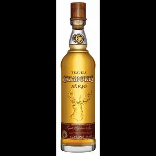 Cazadores Anejo Tequila 40% Btl 750mL