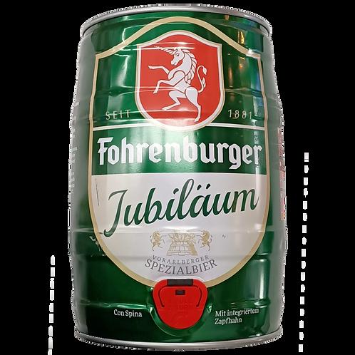 Fohreburger Jubilaun  Lager Mini Keg 5L