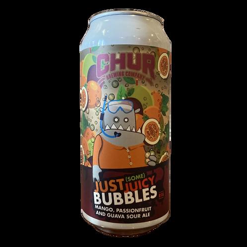 Chur Just (Some) Juicy Bubbles Sour 4.5% 440mL