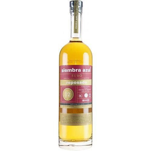 Siembra Azul Reposado Mexican Tequila Btl 700mL