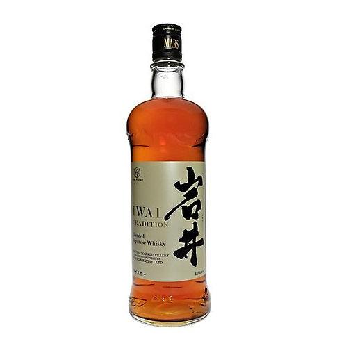 Mars Iwai Traditional Whisky 40% 750mL