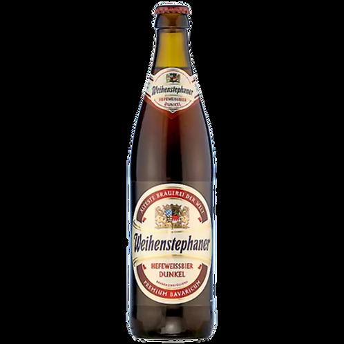 Weihenstephaner Hefeweissbier Dunkell 5.3% Btl 500mL