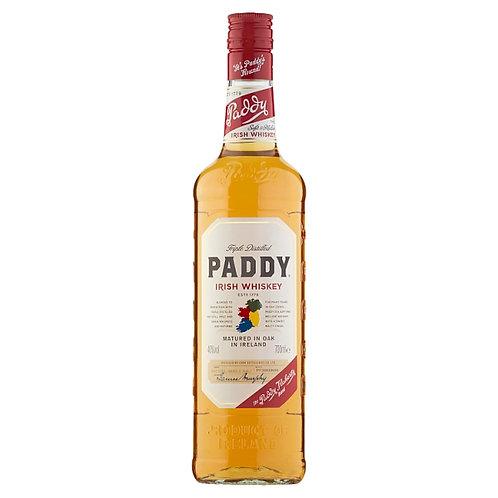 Paddy Triple Distilled Irish Whiskey 40% Btl 700mL