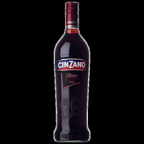 Cinzano Rosso Red Sweet Vermouth 14.4% Btl 1lt