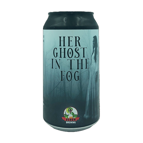 Venom Her Gost in the Fog Hazy IPA 7% Can 375mL