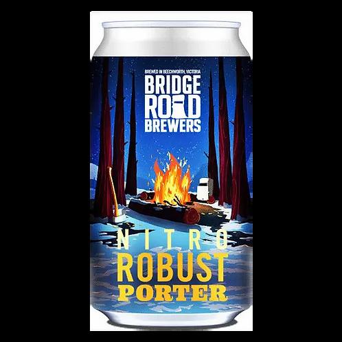 Bridge Road Nitro Robust Porter 5.2% Can 355mL