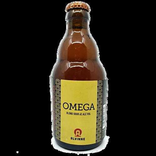 Alvinne Omega Blonde Sour 6% Btl 330mL