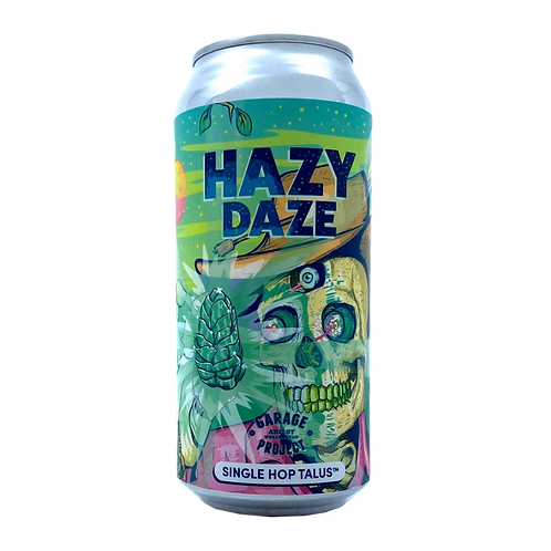 Garage Project Hazy Daze Talus Hazy Pale Ale 5.8% Can 440mL