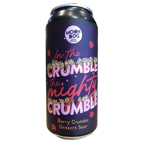 Moon Dog In the Crumble the Mighty Crumble 5.8% Can 440mL