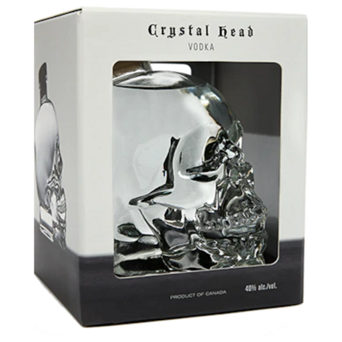 Crystal Head Vodka Btl 1L
