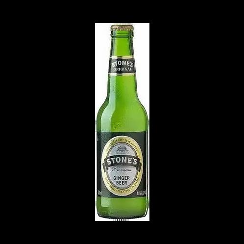 Stone's Alcoholic Original Ginger Beer 4.8% Btl 330mL
