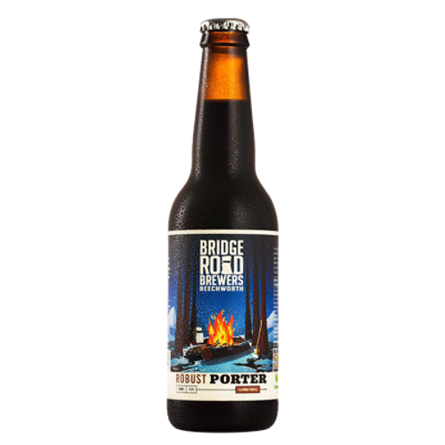 Bridge Road Robust Porter 5.2% Btl 330mL