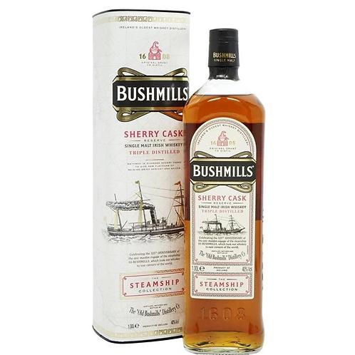 Bushmills Steamship Sherry Cask Irish Whisky 1LT