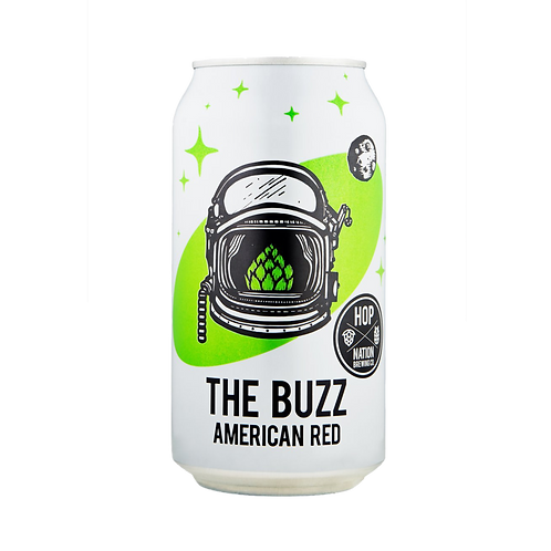 Hop Nation The Buzz American Red Ale 6% Can 375mL