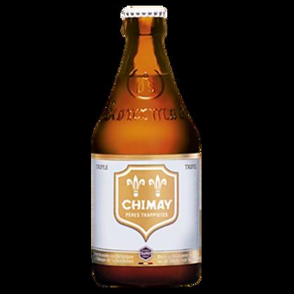 Chimay White Belgian Tripel  8% Btl 330mL