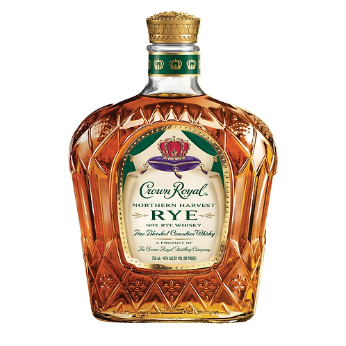 Crown Royal Northern Harvest Rye Canadian Whiskey 1LT