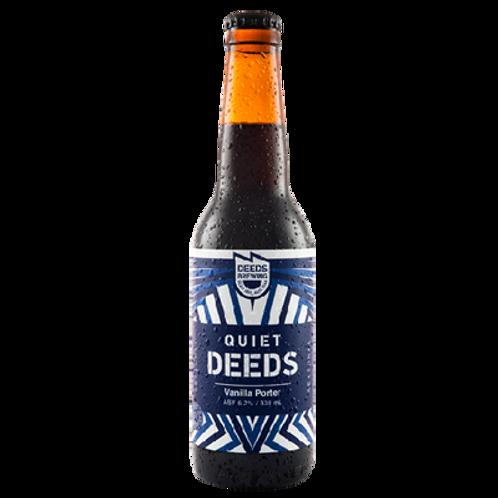 Deeds Brewing Vanilla Porter 6.2% Btl 330mL