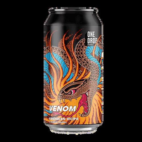One Drop Brewing Venom American West Coast IPA 7.1% Can 440mL