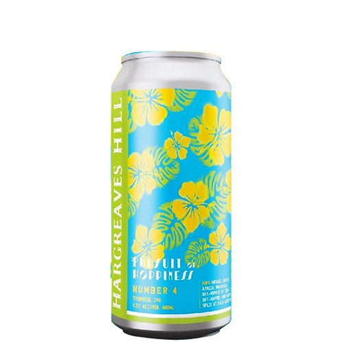 Hargreaves Hill Pursuit of Hoppiness # 4 Tropical IPA 6.2% Can 440mL