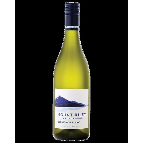 Mount Riley 2018 Marlborough NZ Sauvignon Blanc Btl 750mL