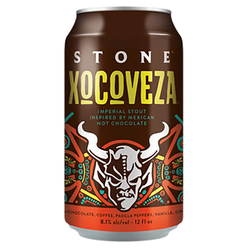 Stone Brewing XOCOVEZA Imperial Mexican Hot Stout 8.1% Can 355mL