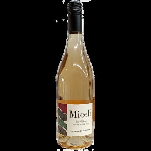Miceli D Clone 2018 Dry Pinot Rose Mornington Peninsula 750mL