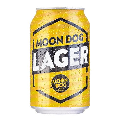 Moon Dog Lager 4.5% 330mL