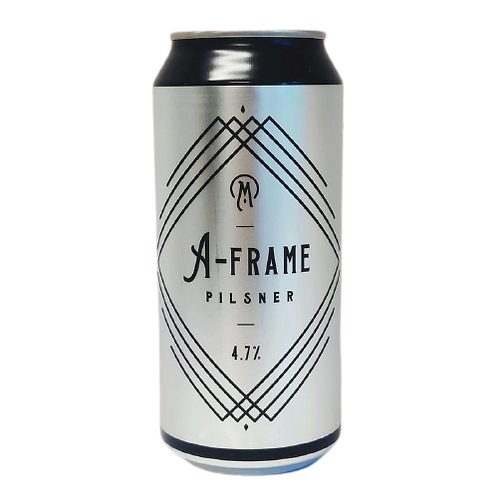 Miners Gold A-Frame Pilsner 4.7% Can 440mL