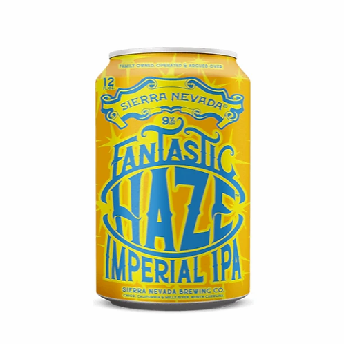 Sierra Nevada Fantastic Haze Imperial IPA 9% Can 355mL