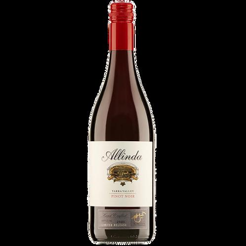 Allinda Winery 2018 Yarra Valley Pinot Noir Btl 750mL