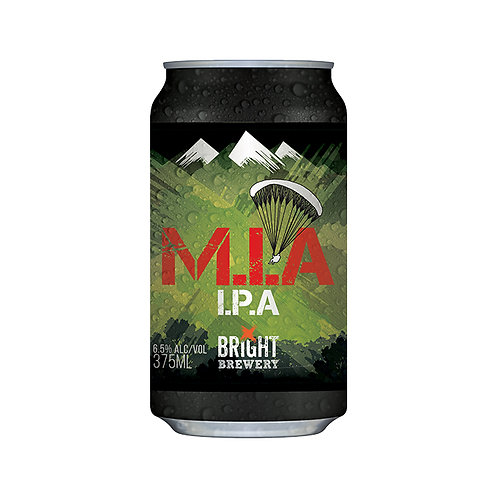 Bright Brewery M.I.A - IPA 6.5% Can 375mL