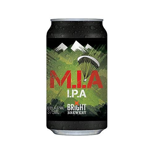 Bright Brewery MIA IPA 375mL 6.5% Can