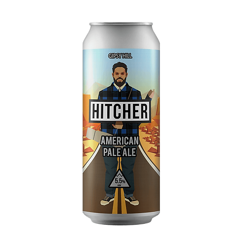 Gipsy Hill Brewing Hitcher American Pale Ale 5.5% Can 440mL