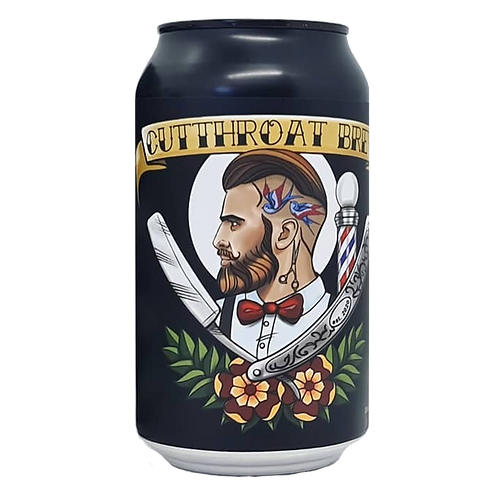 Bogan Brewery Cutthroat Brew 4% Can 355mL