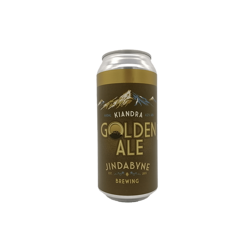 Jindabyne Brewing Kiandra Golden Ale 4.2% Can 440mL