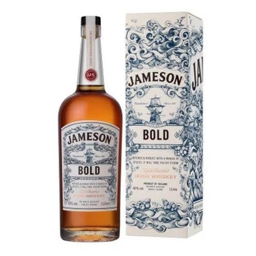 Jameson Bold Irish Whiskey 40% 1LT