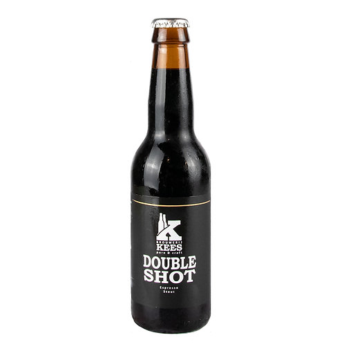 Kees Double Shot Expresso Stout 11% Btl 330mL