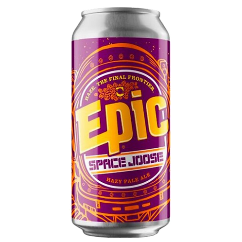 Epic Space Joose Hazy IPA 6.5% Can 440mL
