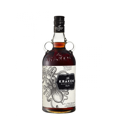 The Kraken Black Spiced Rum Btl 700mL