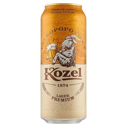 Kozel Premium Czech Lager 4.6% Can 500mL
