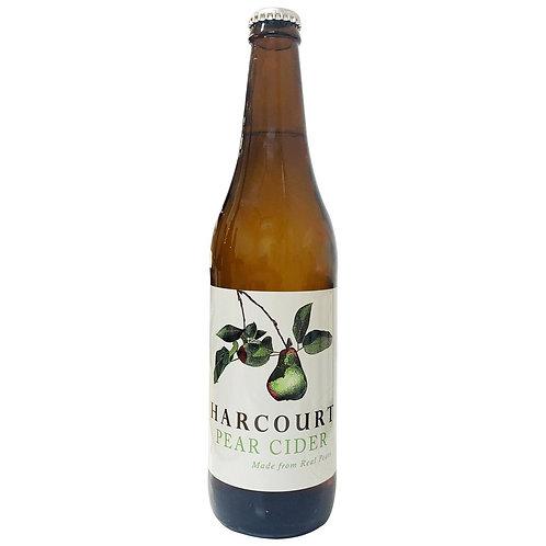 Harcourt Pear Cider 5% Btl 500mL