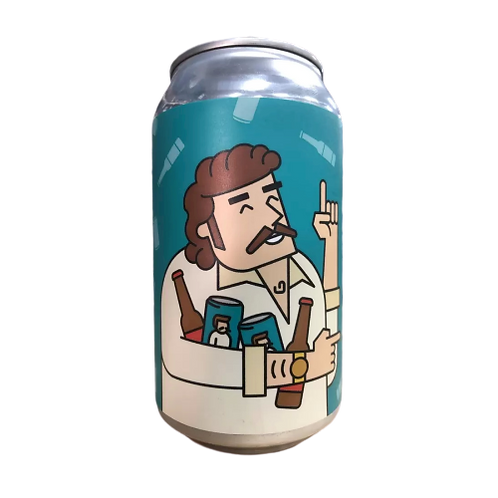 Co Conspiorators The Distributor  Hazy DIPA 7.6% Can 355mL