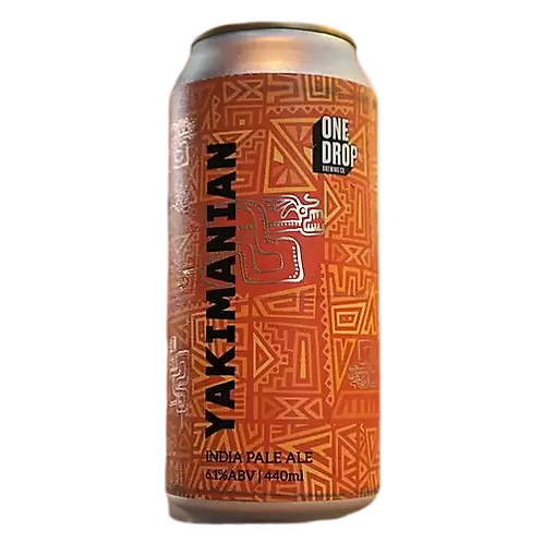 One Drop Brewing Co Yakimanian IPA 6.1% Can 440mL